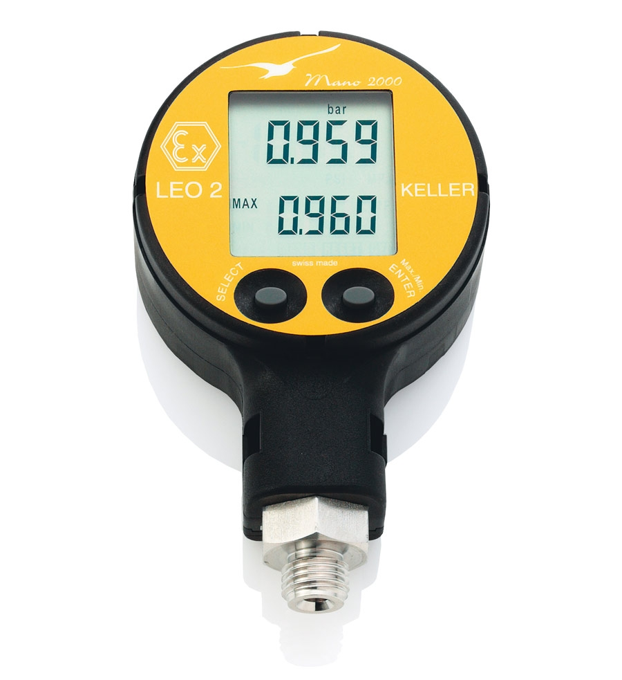 Digital manometer Leo 2/Typ D